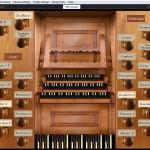 Jeux d'orgues 3 - Silbermann (Hauptwerk Console)